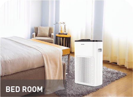 Puriva H1 Bed Room